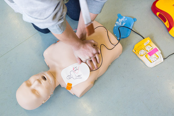 Topaz Health Training Course: First Aid and Emergency First Aid at Work Courses (RQF)