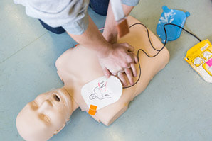 Level 3 Emergency First Aid at Work Qualification