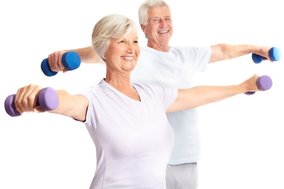Topaz Health Training Course: Level 3 Award in Designing Exercise Programmes for Older Adults (QCF)
